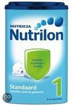 Nutrilon 1 standaard - 850 gram