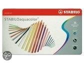 Kleurpotloden STABILO Aqua Case