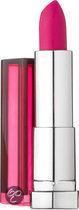 Maybelline Color Sensational Pinks - 175 Pink Punch - Roze - Lippenstift