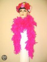 Boa donker pink brandveilig