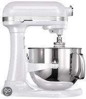 KitchenAid Artisan Keukenmachine 5KSM7580XEFP - Wit