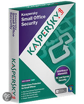 Kaspersky Small Office Security 2 - 5 Workstation + 1 FileServer