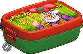 Lunchbox Plop rood/groen