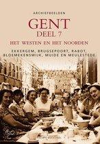 Gent / deel VII Het westen en het noorden