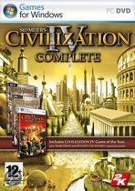 Sid Meier's Civilization 4 Complete Edition
