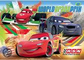 Clementoni Puzzel cars 2 104 stukjes - world grand prix