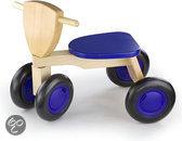 New classic toys Houten loopfiets road star jongens paars