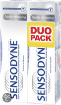 Sensodyne Gentle Whitening - 2x 75 ml - Tandpasta