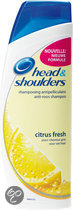 Head & Shoulders Citrus Fresh - 300 ml - Shampoo