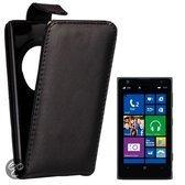 Klaphoesje Lumia 1020 zwart