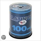 Platinum DVD+R 4.7 GB 100er CakeBox