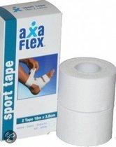 Axaflex Tape Extra Strong - 3.8 x 10 m - 2 stuks - Sporttape