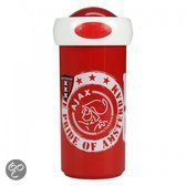 Ajax Drinkbeker - Pride of Amsterdam - Rood / Wit