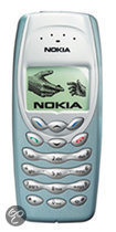 Nokia 3410 - Green Cloud