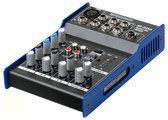 Pronomic M-502 - Mini Mixer - Zwart