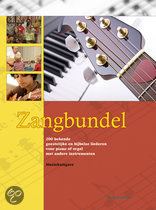 Zangbundel / Muziekuitgave