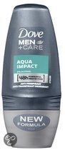 Dove Men+Care Aqua Impact - 50 ml - Deodorant