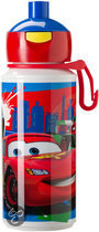 Cars 2 Drinkfles Pop Up