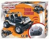 Meccano Design Jeep Radio Control