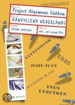 Pav - aanvullend Nederlands