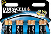 Duracell Ultra Power 8 AA