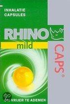 Rhino Mild Kamille Vemedia - 16 st - Inhalatie capsules