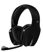 Razer Chimaera Wireless 5.1 Virtueel Surround Gaming Headset - Zwart (PC + Xbox 360)