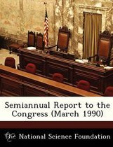 Semiannual Report to the Congress (March 1990)