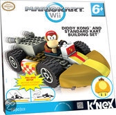 K'NEX Mario Kart Wii Standard Kart - Diddy Kong