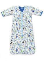 Little Company Solo Sleeper Star & Creatures - Babyslaapzak - Blauw