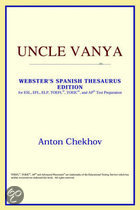 Uncle Vanya (Webster's Spanish Thesaurus Edition)