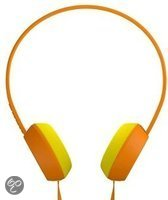 Coloud Knock - On-ear koptelefoon - Oranje