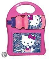 Hello Kitty Hardcover met lunchbox en sportfles