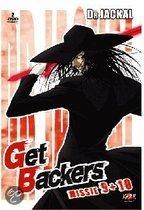 Get Backers - vol. 5 (2DVD)