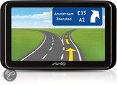 Mio Spirit 6900 Europa 44 landen - 5 inch scherm - Lifetime maps