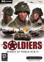 Soldiers - Heroes Of World War 2