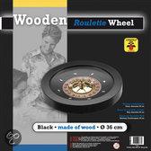 Roulettebak Zwart