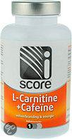Iscore L- Carnitine met Cafeine