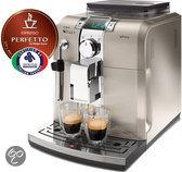 Saeco Syntia HD8837/01 Volautomaat Espressomachine - Metal