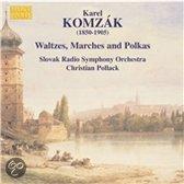Karel Komzak: Waltzes, Marches & Polkas, Vol. 2