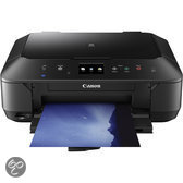 Canon PIXMA MG6650 - All-in-One Fotoprinter / Zwart