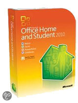 Microsoft Microsoft Office Home and Student 2010 - Nederlands/ Licentie/ Download