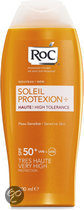 RoC Soleil Protexion Sensitive Skin SPF 50 - Zonnebrandlotion