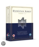 Downton Abbey Series 1-4 (Import)