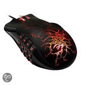 Razer Naga Elite MMO Gaming Mouse - Molten Edition
