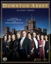Downton Abbey - Seizoen 3 (Blu-ray)