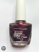 Maybelline Superstay - 866 Ruby Stained