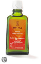 Weleda Arnica - 100ml - Massageolie