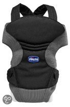 Chicco - Buikdrager Go Black - Zwart