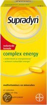 Supradyn Complex Energy - 65 tabletten